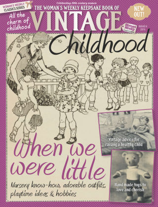 Woman's Weekly Vintage View Classics 6