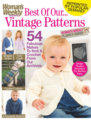 Woman's Weekly Vintage View Classic (10) 2015