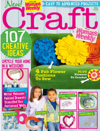 Love To Make with Woman's Weekly May 2014