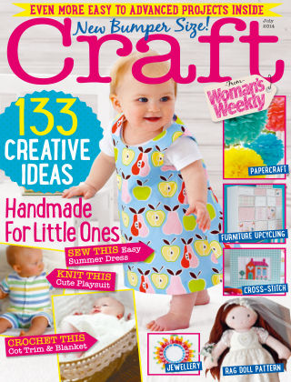 Love To Make with Woman's Weekly July 2014