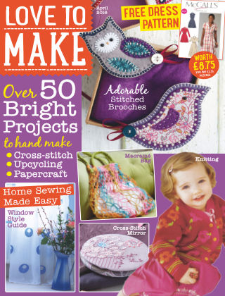 Love To Make with Woman's Weekly Craft (4) 2016