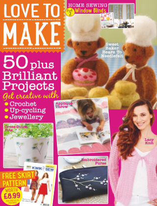 Love To Make with Woman's Weekly Craft (5) 2016