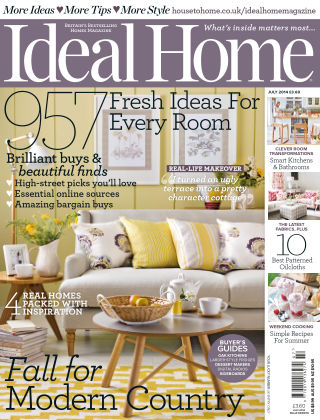 Ideal Home July 2014
