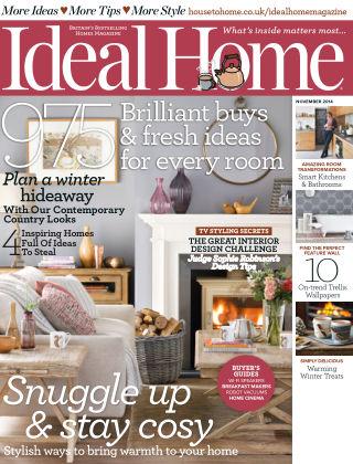 Ideal Home November 2014