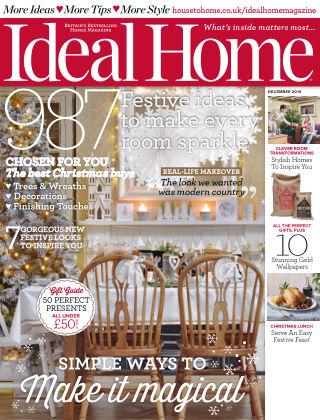 Ideal Home December 2014