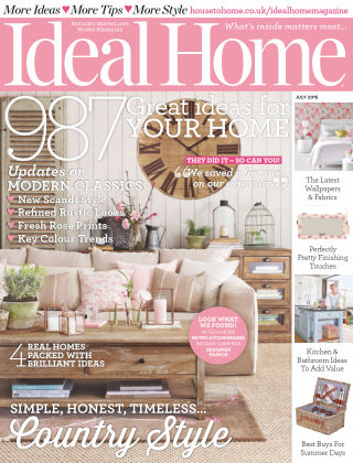 Ideal Home July 2015