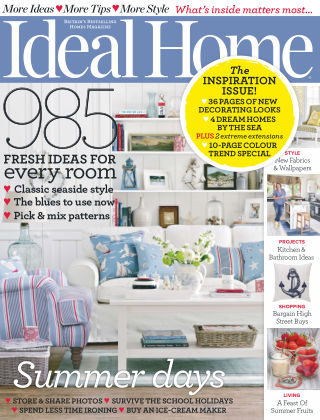 Ideal Home August 2015