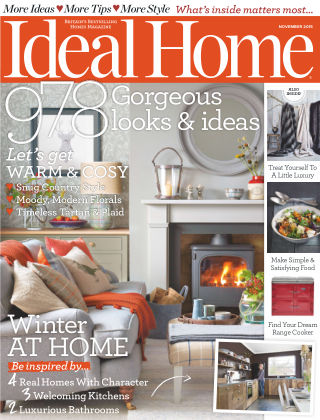Ideal Home November 2015
