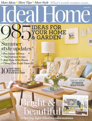 Ideal Home June 2016