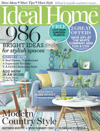 Ideal Home July 2016