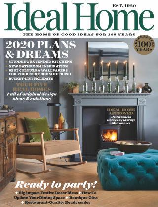 Ideal Home Jan 2020