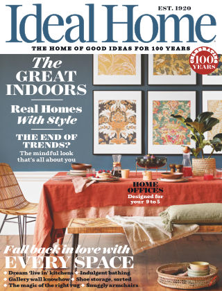 Ideal Home October 2020