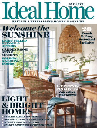Ideal Home May 2021