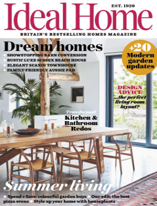 Ideal Home August-21