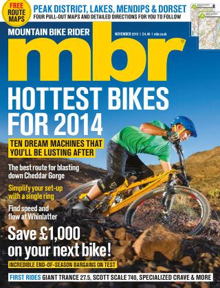 Mountain Bike Rider November 2013