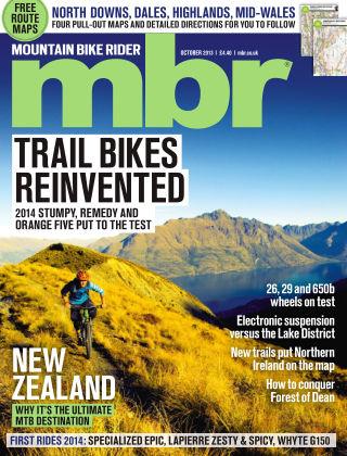 Mountain Bike Rider October 2013