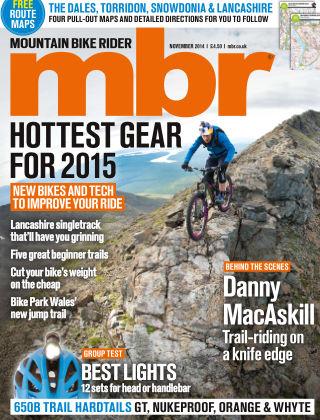 Mountain Bike Rider November 2014