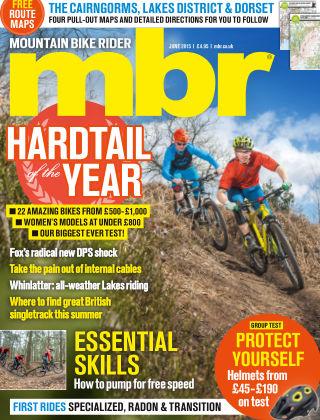 Mountain Bike Rider June 2015