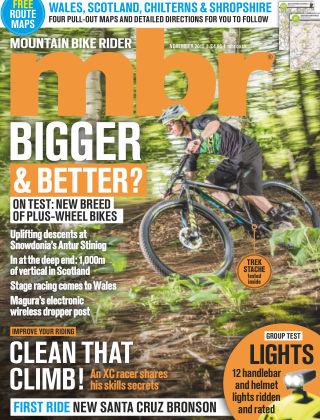 Mountain Bike Rider November 2015