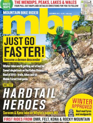 Mountain Bike Rider December 2015