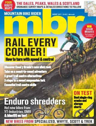 Mountain Bike Rider Aug 2017