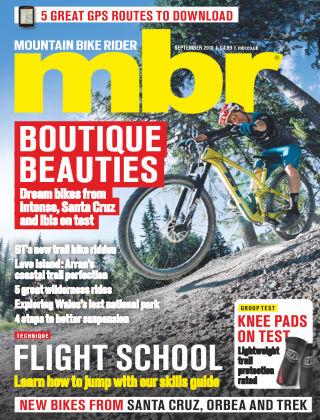 Mountain Bike Rider Sep 2018