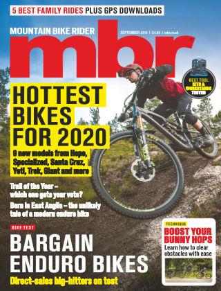 Mountain Bike Rider Sep 2019