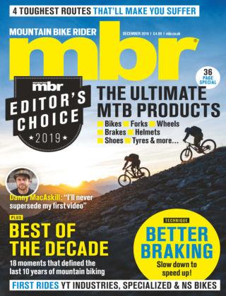 Mountain Bike Rider Dec 2019
