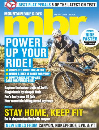Mountain Bike Rider Jun 2020