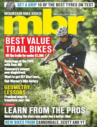 Mountain Bike Rider Summer 2020