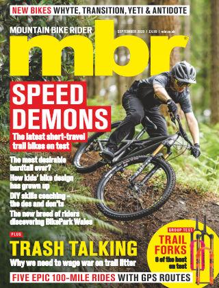 Mountain Bike Rider September 2020