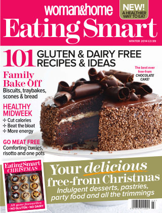Women & Home Feel Good Food Eating Smart Winter 2014