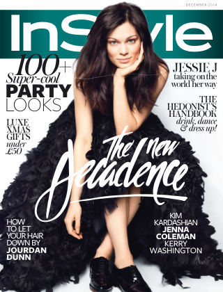 InStyle December 2014