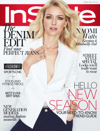 InStyle February 2015