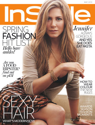 InStyle May 2015