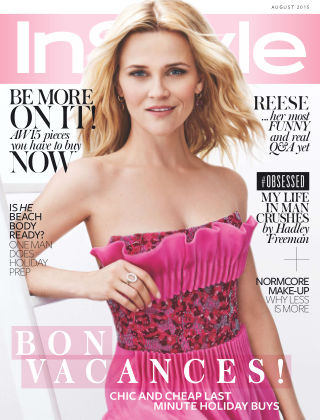 InStyle August 2015