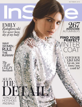 InStyle October 2015