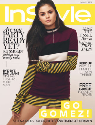 InStyle January 2016