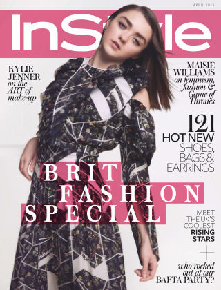 InStyle April 2016