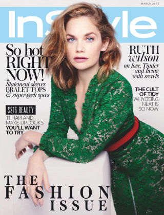 InStyle March 2016