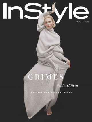 InStyle October 2016