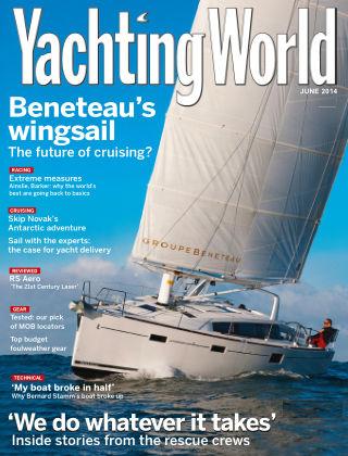 Yachting World June 2014