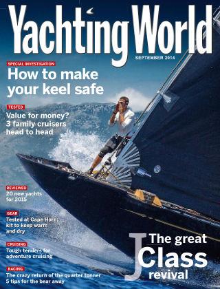 Yachting World September 2014