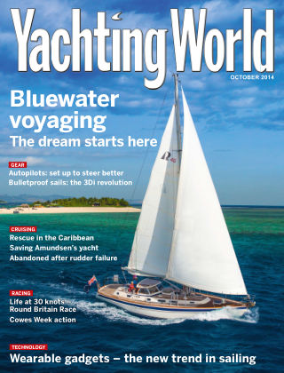 Yachting World October 2014