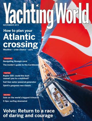 Yachting World November 2014