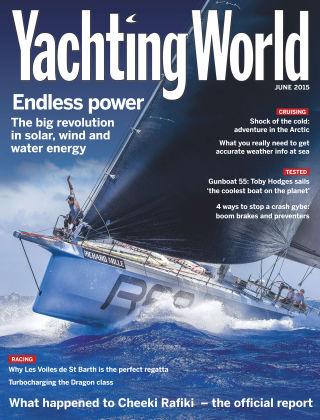 Yachting World June 2015