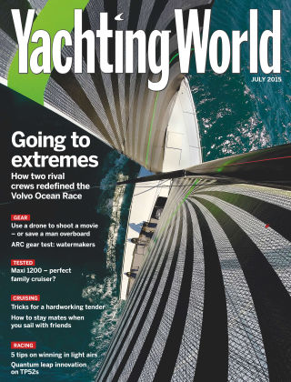 Yachting World July 2015