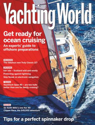 Yachting World November 2015