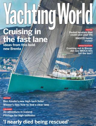 Yachting World January 2016