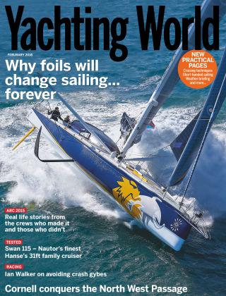 Yachting World February 2016